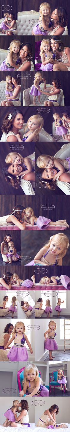 Need to catch up on some blogging so going to be a busy weekend for the blog...thought I would start here with a mommy and me session for these sweet girls! Cant you just feel the love and giggles? love it! They also did a little modeling for Enchanted…