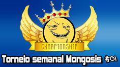 Mitosis the game - Campeonato semanal Mongosis #01 - Mongosis Tournament