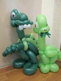 Dinosaur Twist Balloon