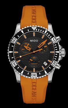 Mido - Ocean Star Captain Chronograph