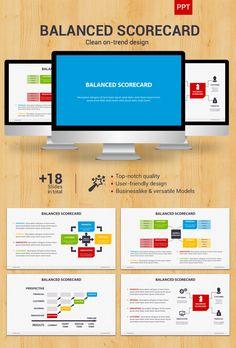 Balanced Scorecard - Powerpoint - Business PowerPoint Templates