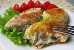Шустрый повар.: Картофельные зразы с грибами!