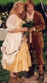 Rosie Cotton's wedding dress from RotK