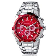 Fashion Casual Watch Men's Watch Stainless Steel Watches Men Luxury Brand Quartz Relogio Masculino Wristwatches Hot 2015 New-in Casual Watches from Watches on Aliexpress.com | Alibaba Group