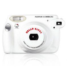 Fujifilm Instax 210 Hello Kitty Instant Camera