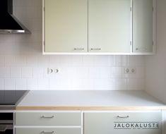 Decor, Home, Kitchen Cabinets, Kitchen Plans, Cottage Inspiration, Kitchen, New Kitchen, Home Deco, Kitchen Reno