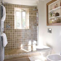 Neutral bathroom | Bathroom designs | Image | Housetohome.co.uk