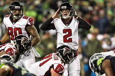 The Falcons survive in Seattle as they beat the Seahawks, 34-31. The win puts Atlanta in one of the wild card spots with six games remaining in the regular season.
