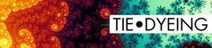 Tie-Dyeing | Rit Dye