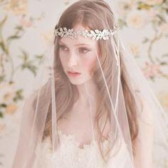 Bridal Accessories Angel designs Tiaras Hair Accessories Wedding