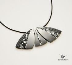 Flickr Daniela Klein Polymer Clay Necklace