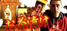 国民食ーお茶漬けーAlimento Nacional Ochazuke