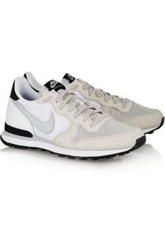 quality design ad901 85357 Nike - Internationalist suede, leather and mesh sneakers