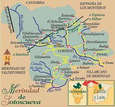 Merindad de #Sotoscueva. Las #Merindades. #Burgos