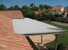 Energy Efficient Options for a Flat Roof