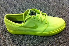 "Nike Stefan Janoski ""Highlighter"""