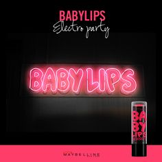 Babylips Electro Party - Juillet 2014