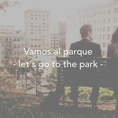 #learnspanish #letsgotothepark #speakspanish #learnspanish #spanishwords #hablaingles #aprendeingles #spanishlife