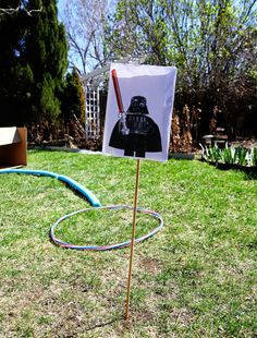 Star Wars Lego obstacle course and other game ideas.  FUN!  #starwars #legos