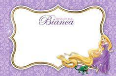 invitaciones de rapunzel - Buscar con Google