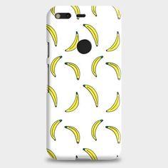 Banana Pattern Google Pixel XL 2 Case   casescraft