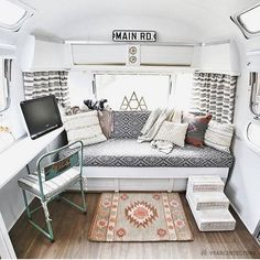 RV Hacks, Remodel And Renovation 99 Ideas That Will Make You A Happy Camper (20)
