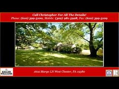house for sale in west chester pa 19380 near glen acres school