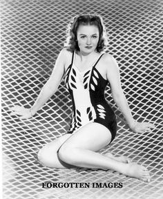 Donna Reed Very Young Swimsuit Photograph | eBay