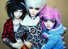 Benji~ Soom Dia boy    Candy ~Migidoll Jina boy    Cooper ~Migidoll Jina boy    Des-ray (deviantart)