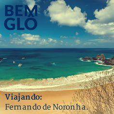 Existe muita coisa boa e linda nesse mundo, não é verdade? Como prova disso esta semana falaremos de um lugar repleto de natureza e boas vibrações, com praias de tirarem o fôlego, bem aqui no nosso Brasil. De onde estamos falando? Fernando de Noronha! Vem com a gente e conheça esse pedacinho de paraíso aqui na terra. Vem! ♥ http://www.bemglo.com/blog #bemglo #viajando #fernandodenoronha #viajar