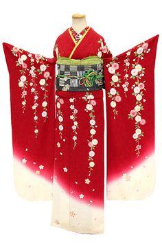 #Ebay, #Kimono, #Silk, #Travel, #Kawaii, #Japan