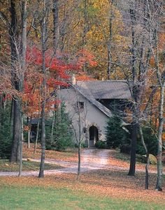 Glenlaurel Inn Location: Rockbridge, Ohio Why We Love It: Located in the Hocking Hills region, this inn offers cottages with stone fac...