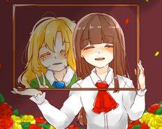 Maker Game, Rpg Maker, Anime Chibi, Kawaii Anime, Ib Game, Mad Father, Rpg Horror Games, Arte Horror, I Love Anime