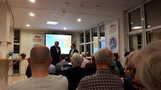 Avond met raadsleden over het beleid en de toekomst van SW-bedrijf Promen