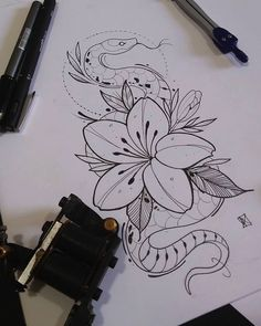 Learn more about tattoo styles and the work of Dre art - andreolletattoo_ (Tattoo artist). Tattoo Design Drawings, Tattoo Sketches, Tattoo Designs, Drug Tattoos, Cool Tattoos, New Tattoos, S Tattoo, First Tattoo, Insect Tattoo