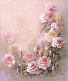 la vida ,el amor son como estas rosas,lindo:)