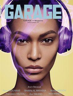 Garage Spring/Summer 2015 | The Fashionography
