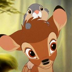 Bambi and tambor