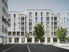 Mehr als Wohnen Baugenossenschaft Zürich Haus C - Miroslav Šik Architekt