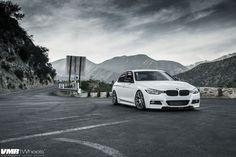 #BMW #F30 #335i #Sedan #MPackage #White #Angel
