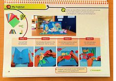 An entertaining way of working the depth and sea animals in English with children in Arts and Crafts. By Víctor Rodríguez Sánchez.
