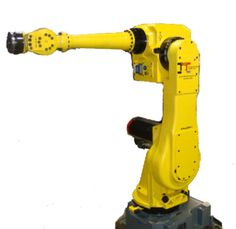 Fanuc Robot used in assembly lines