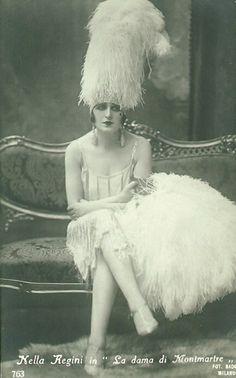 Nella Regini, silent film star