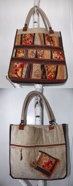 secondstreet.ru Quilted Bag, Tote Handbags, Tote Bags, Purses And Bags, African, Sewing, Jeans, Places, Mint Bag