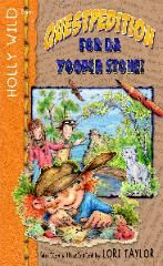 Lori Taylor, Ages 7-12, Holly and her Team, T and Sie, are headed back home from their summer vacation. They discover that secrets, legends, and a mysterious story teller are following them across Michigan's eastern U.P. But when the Team suddenly finds that 5th grade = miserable middle-school, Holly embarks on a quest for a good luck stone. Holly is one Geo-explorer Kid who is headed for rocky times as time is running out! Will she find the lucky Yooper Stone in one week? Great Books, Middle School, Illustrators, Suddenly, Mysterious, Geo, Legends, Times, Running