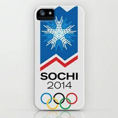 2014 Sochi Winter Olympics iPhone & iPod Case