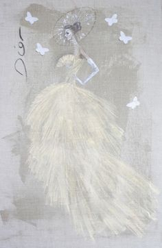 couture sketch