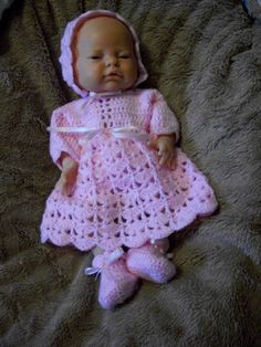 Preemie baby, they need pretties too