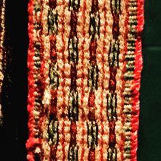 Faja femenina mapuche