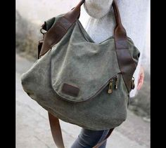 A comprehensive, canvas - leather shoulder bag MARK VINTAGE ™ makes a great impression thanks not only an interesting project, but also the successful combination of thick cotton canvas with...